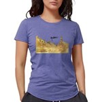 4decoupesignature Womens Tri-blend T-Shirt