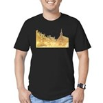 4decoupesignature Men's Fitted T-Shirt (dark)