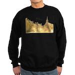 5decoupesignaturetourne Sweatshirt (dark)