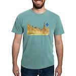 3decoupefleurlys Mens Comfort Colors Shirt