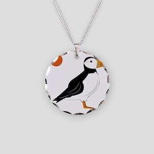 Puffin Bird Necklace