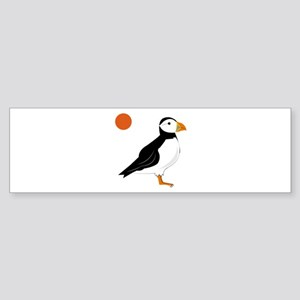 Puffin Bird Bumper Sticker