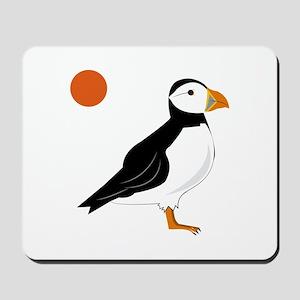 Puffin Bird Mousepad