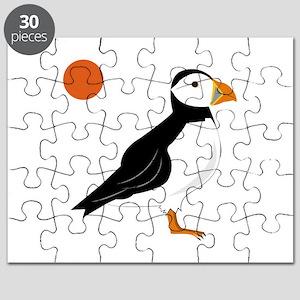 Puffin Bird Puzzle