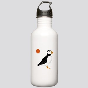 Puffin Bird Water Bottle