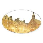 1decoupeseul Sticker (Oval 10 pk)