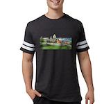 2decoupesignature Mens Football Shirt