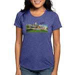 2decoupesignature Womens Tri-blend T-Shirt