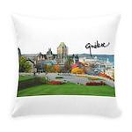 2decoupesignature Everyday Pillow