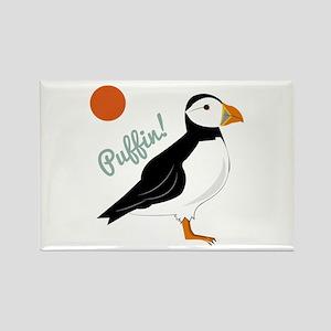 Puffin! Bird Magnets