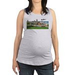 2decoupesignature Maternity Tank Top