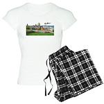 2decoupesignature Women's Light Pajamas