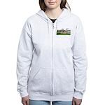2decoupesignature Women's Zip Hoodie