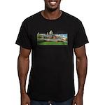 2decoupesignature Men's Fitted T-Shirt (dark)