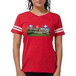 2decoupe2drapeaux Womens Football Shirt