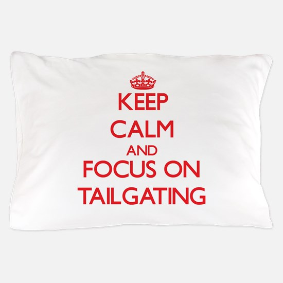 Cool Tailgate Pillow Case