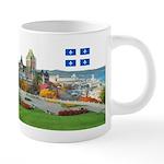 2decoupedrapeau 20 oz Ceramic Mega Mug