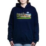 2decoupedrapeau Women's Hooded Sweatshirt