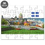 2decoupedrapeau Puzzle