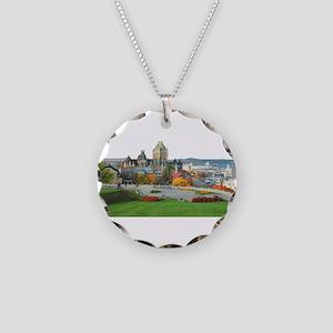 1decoupeseul Necklace Circle Charm