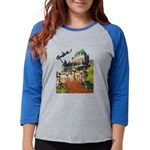 5decoupesignaturetourne Womens Baseball Tee