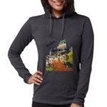5decoupesignaturetourne Womens Hooded Shirt