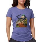 5decoupesignaturetourne Womens Tri-blend T-Shi