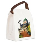 5decoupesignaturetourne Canvas Lunch Bag