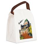5decoupesignaturetourne Canvas Lunch Bag