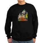 5decoupesignaturetourne Sweatshirt (dark)