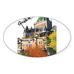 5decoupesignaturetourne Sticker (Oval 50 pk)