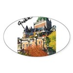 5decoupesignaturetourne Sticker (Oval 10 pk)