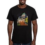 5decoupesignaturetourne Men's Fitted T-Shirt (