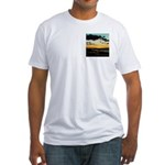 Dreamscapes Fitted T-Shirt