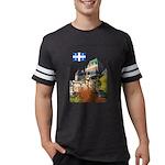 2decoupeDrapeau Mens Football Shirt