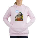 2decoupeDrapeau Women's Hooded Sweatshirt