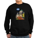 2decoupeDrapeau Sweatshirt (dark)