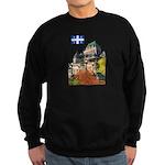 2decoupeDrapeau Sweatshirt (dark)