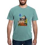 3decoupelys Mens Comfort Colors Shirt