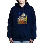 3decoupelys Women's Hooded Sweatshirt