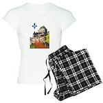 3decoupelys Women's Light Pajamas