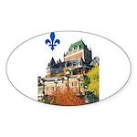 3decoupelys Sticker (Oval 50 pk)