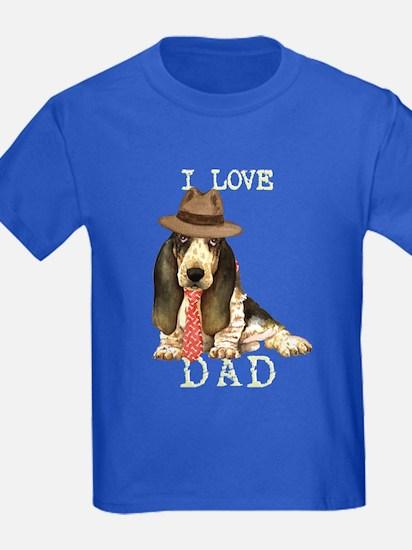 Basset Dad T