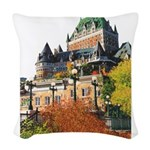 1DecoupeSeul Woven Throw Pillow