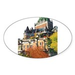 1DecoupeSeul Sticker (Oval 50 pk)