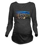 4decoupesignature Long Sleeve Maternity T-Shir