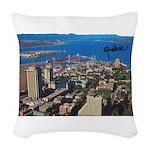 4decoupesignature Woven Throw Pillow