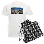 4decoupesignature Men's Light Pajamas