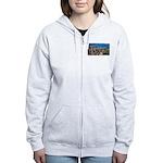 1decoupeseul Women's Zip Hoodie