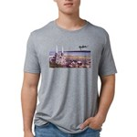 4decoupesignature Mens Tri-blend T-Shirt